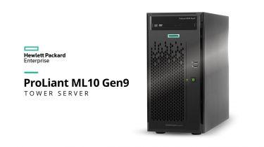 HPE ProLiant ML10 Gen9 Server giải pháp toàn diện cho doanh nghiệp