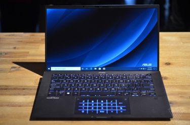 Asus ra mắt laptop 14 inch nhẹ nhất thế giới: 880g
