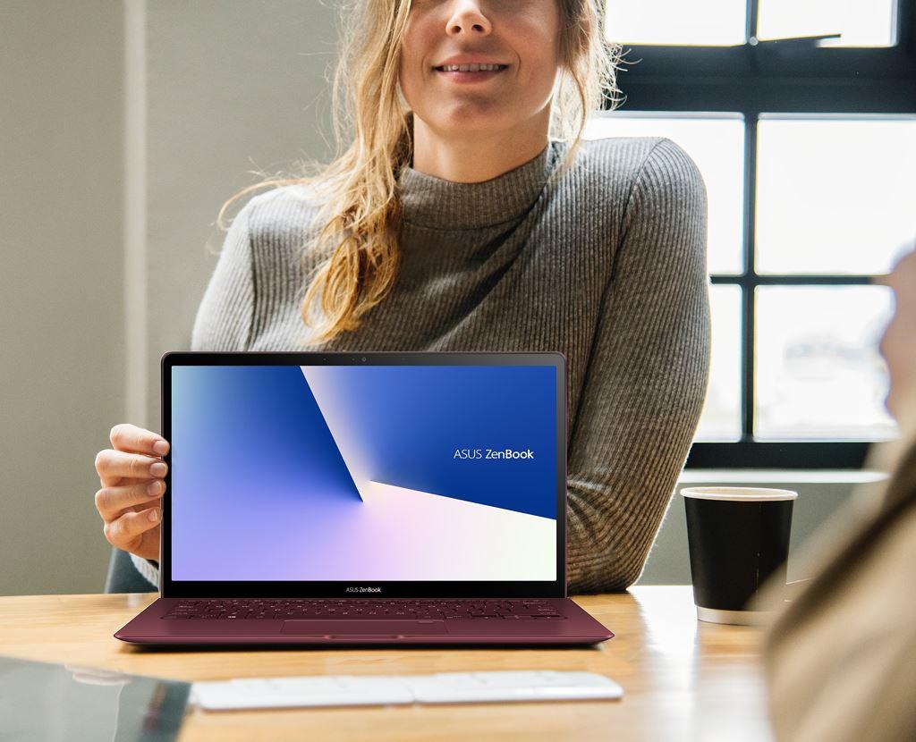 Asus ra mắt ZenBook S phiên bản Đỏ Burgundy, giá không đổi  ảnh 4