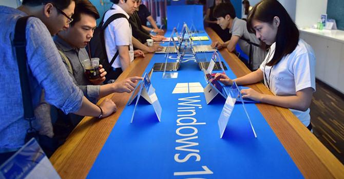 Đã có phương pháp sửa chữa sự cố chính thống từ Microsoft cho lỗi BSOD. ẢNH: AFP