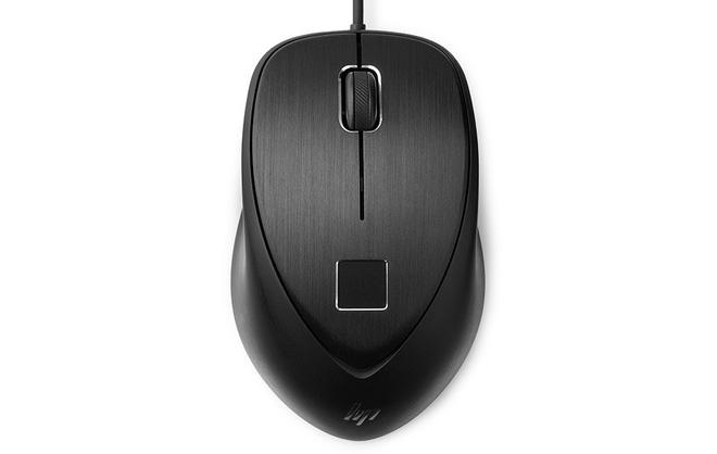 Con chuột mới này của HP sẽ mang bảo mật vân tay đến với chiếc PC của bạn - Ảnh 2.