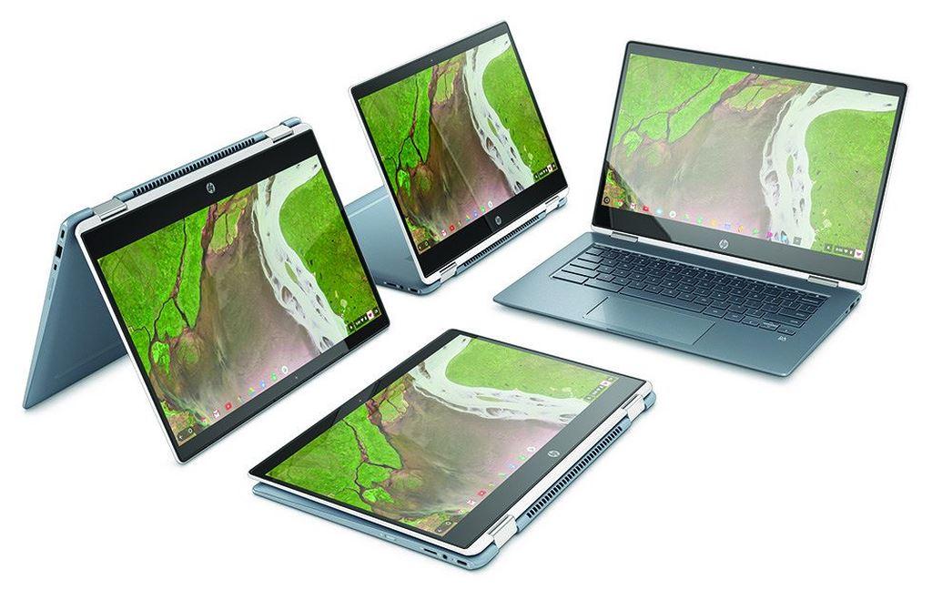 HP ra mắt Chromebook mỏng nhất thế giới, giá từ 599 USD ảnh 3