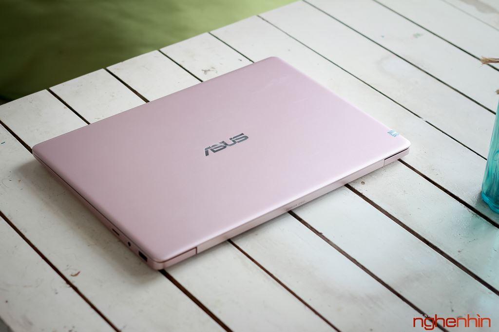 Đánh giá laptop siêu nhẹ siêu bền Asus Zenbook UX331 giá 30 triệu ảnh 2