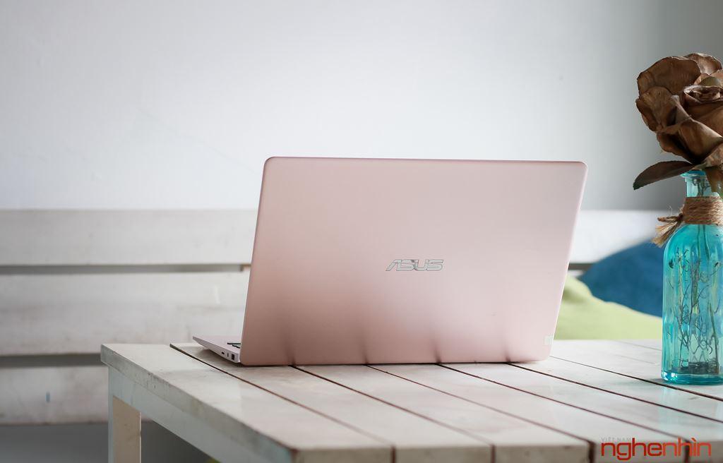 Đánh giá laptop siêu nhẹ siêu bền Asus Zenbook UX331 giá 30 triệu ảnh 3