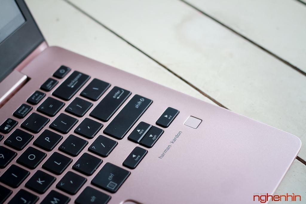 Đánh giá laptop siêu nhẹ siêu bền Asus Zenbook UX331 giá 30 triệu ảnh 6