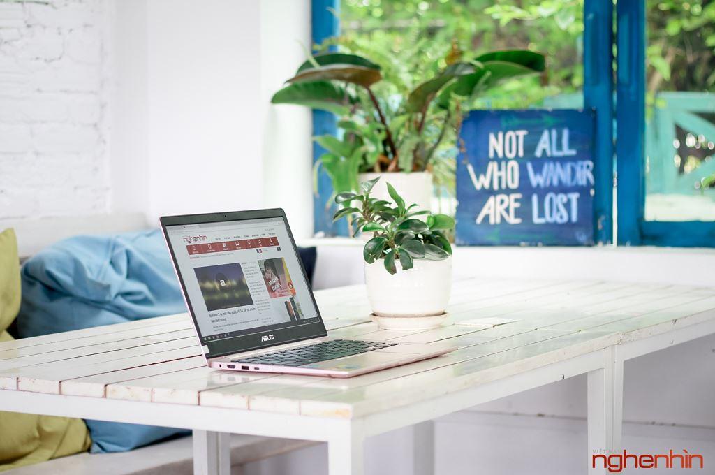 Đánh giá laptop siêu nhẹ siêu bền Asus Zenbook UX331 giá 30 triệu ảnh 1