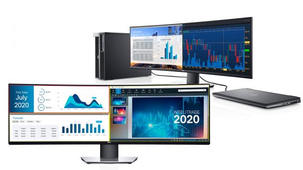 Dell ra mắt màn hình cong 49 inch Ultra-Wide với độ phân giải 5.120x1.440, giá bán 39,5 triệu đồng - Ảnh 2.