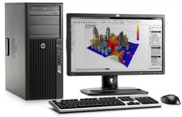 Workstations dòng máy tính hiệu suất cao và tiết kiệm chi phí doanh nghiệp