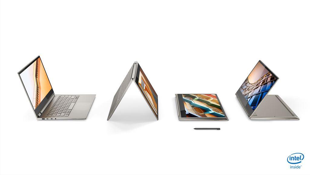 Laptop biến hình Lenovo Yoga C930 ra mắt thị trường Việt giá 69 triệu  ảnh 2