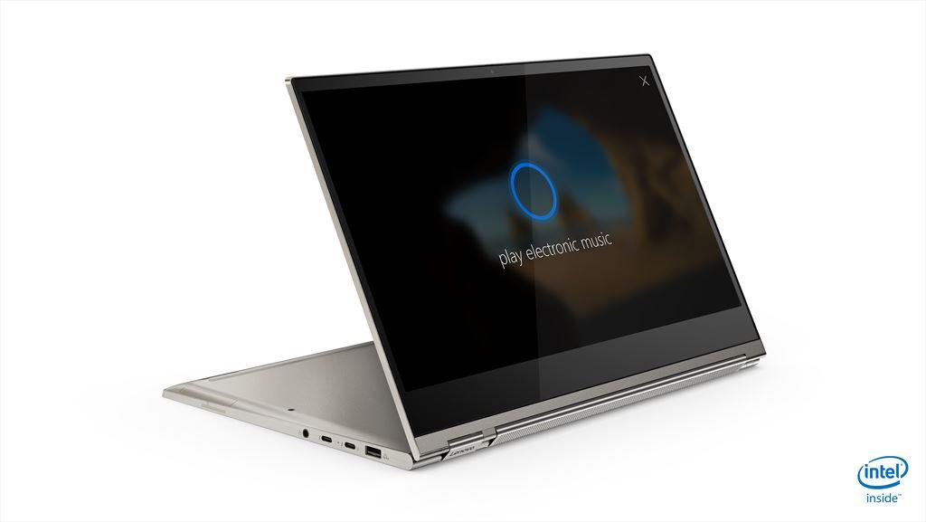 Laptop biến hình Lenovo Yoga C930 ra mắt thị trường Việt giá 69 triệu  ảnh 7