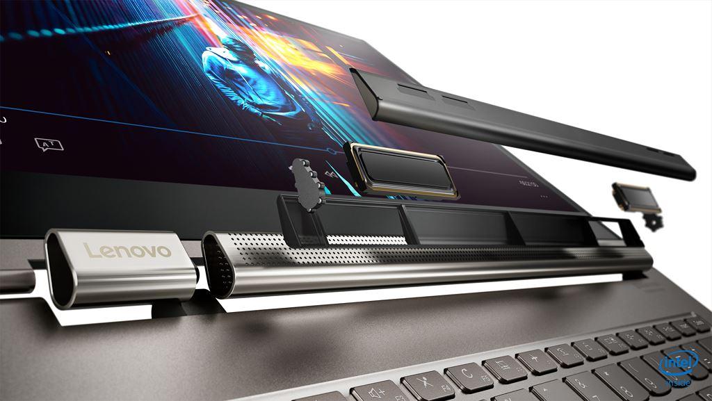 Laptop biến hình Lenovo Yoga C930 ra mắt thị trường Việt giá 69 triệu  ảnh 3