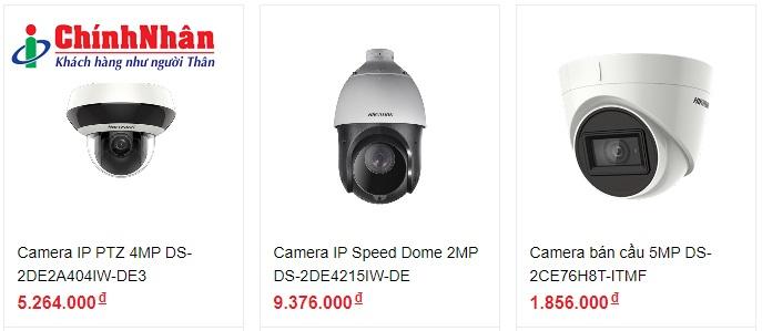 Camera IP giám sát