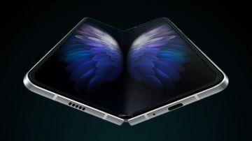 Samsung công bố smartphone màn hình gập Galaxy W20 5G