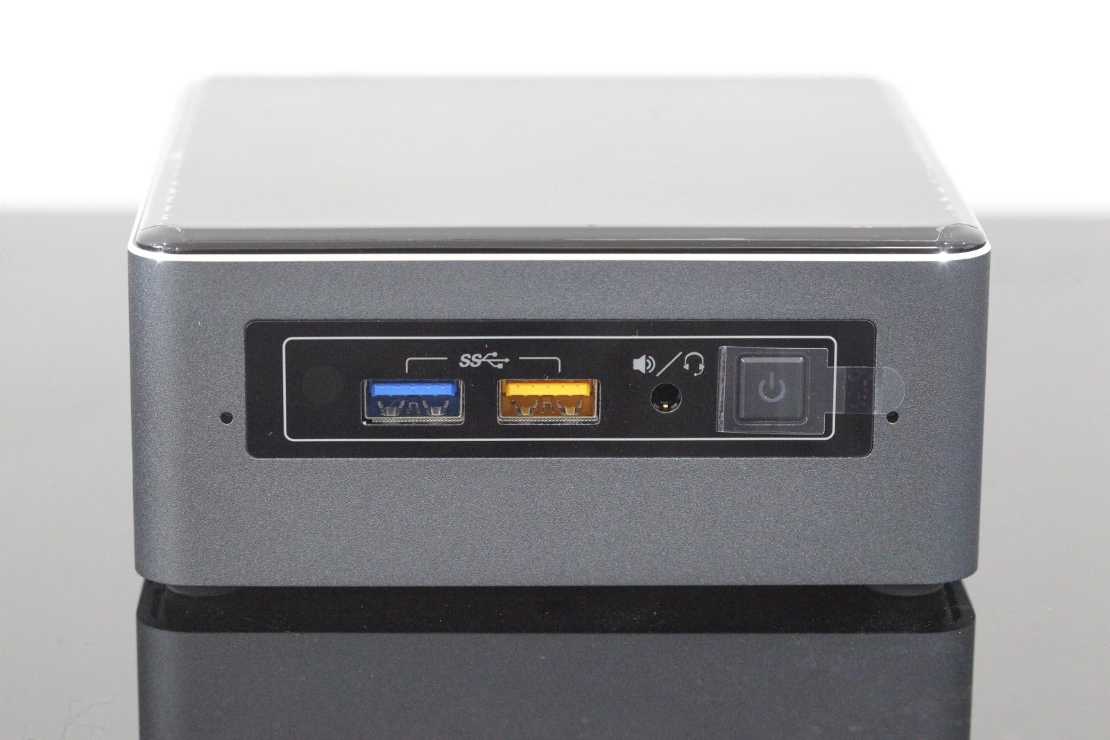 Đánh giá cặp đôi Intel NUC7i7BNH và SSD 660p: Không thể thiếu cho góc học tập chất - Ảnh 4.