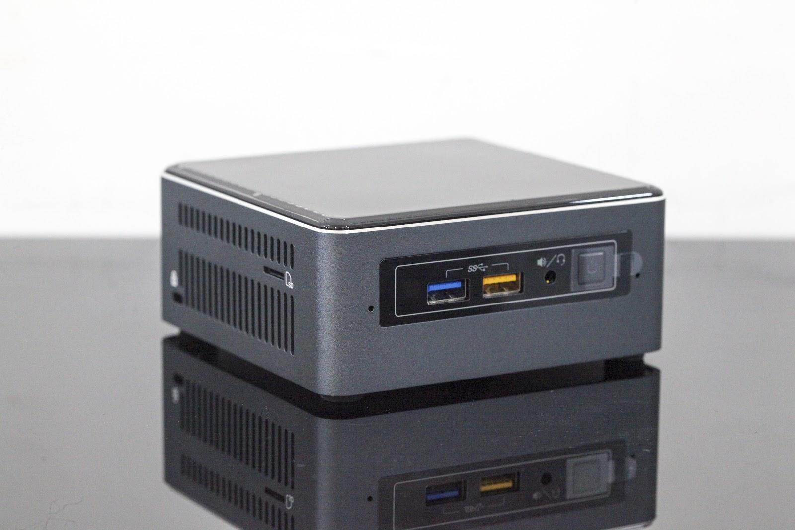 Đánh giá cặp đôi Intel NUC7i7BNH và SSD 660p: Không thể thiếu cho góc học tập chất - Ảnh 5.