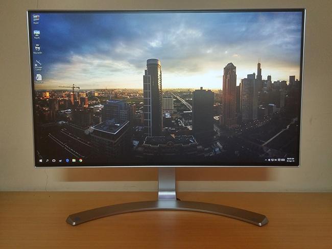 Màn hình máy tính giá rẻ LG 24MP88HV-S.2