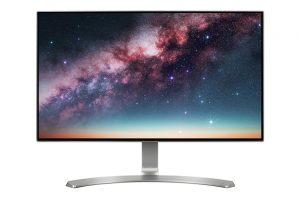 Màn hình máy tính giá rẻ LG 24MP88HV-S (IPS) 24 Inches (Bạc)