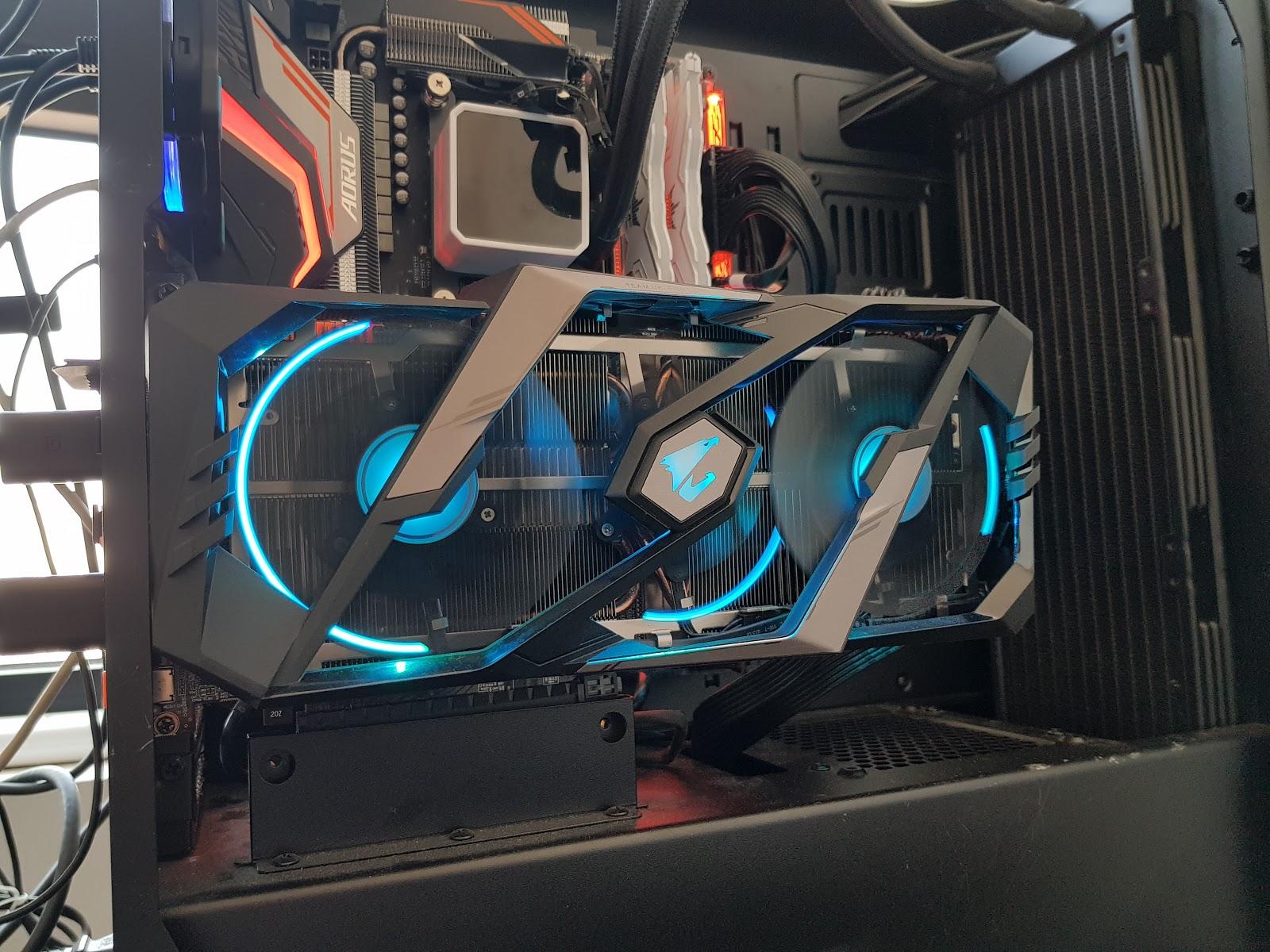 Gigabyte Aorus GeForce RTX 2080 Xtreme: chiếc card đồ họa đẹp nhất năm 2018 - Ảnh 10.