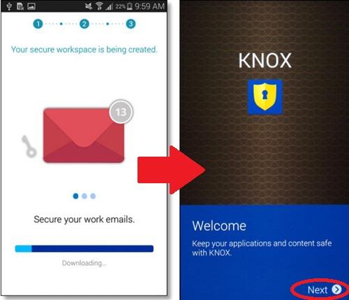 Cài đặt và sử dụng  KNOX