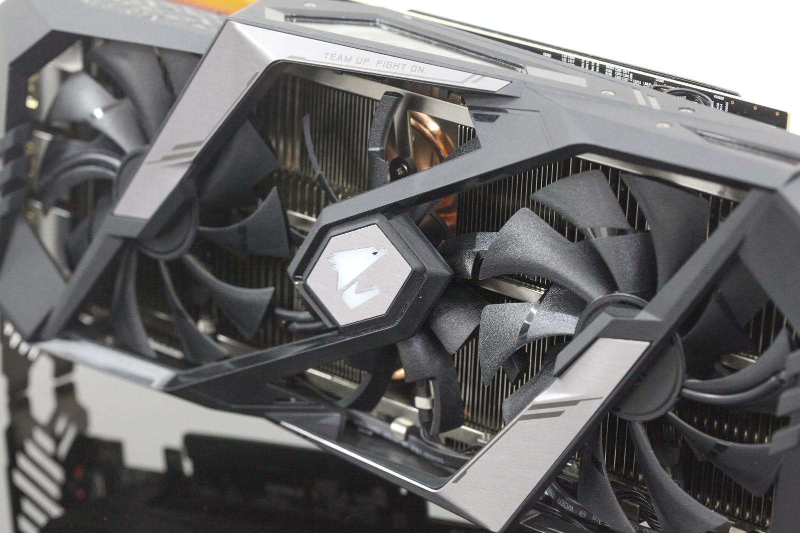 Gigabyte Aorus GeForce RTX 2080 Xtreme: chiếc card đồ họa đẹp nhất năm 2018 - Ảnh 5.