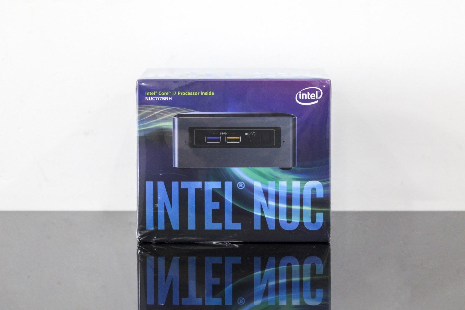 Đánh giá cặp đôi Intel NUC7i7BNH và SSD 660p: Không thể thiếu cho góc học tập chất - Ảnh 1.