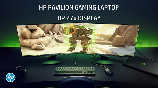 Laptop HP Pavilion Gaming 15, màn hình HP 27x: Bộ đôi song sát cho dân mê game - Ảnh 6.