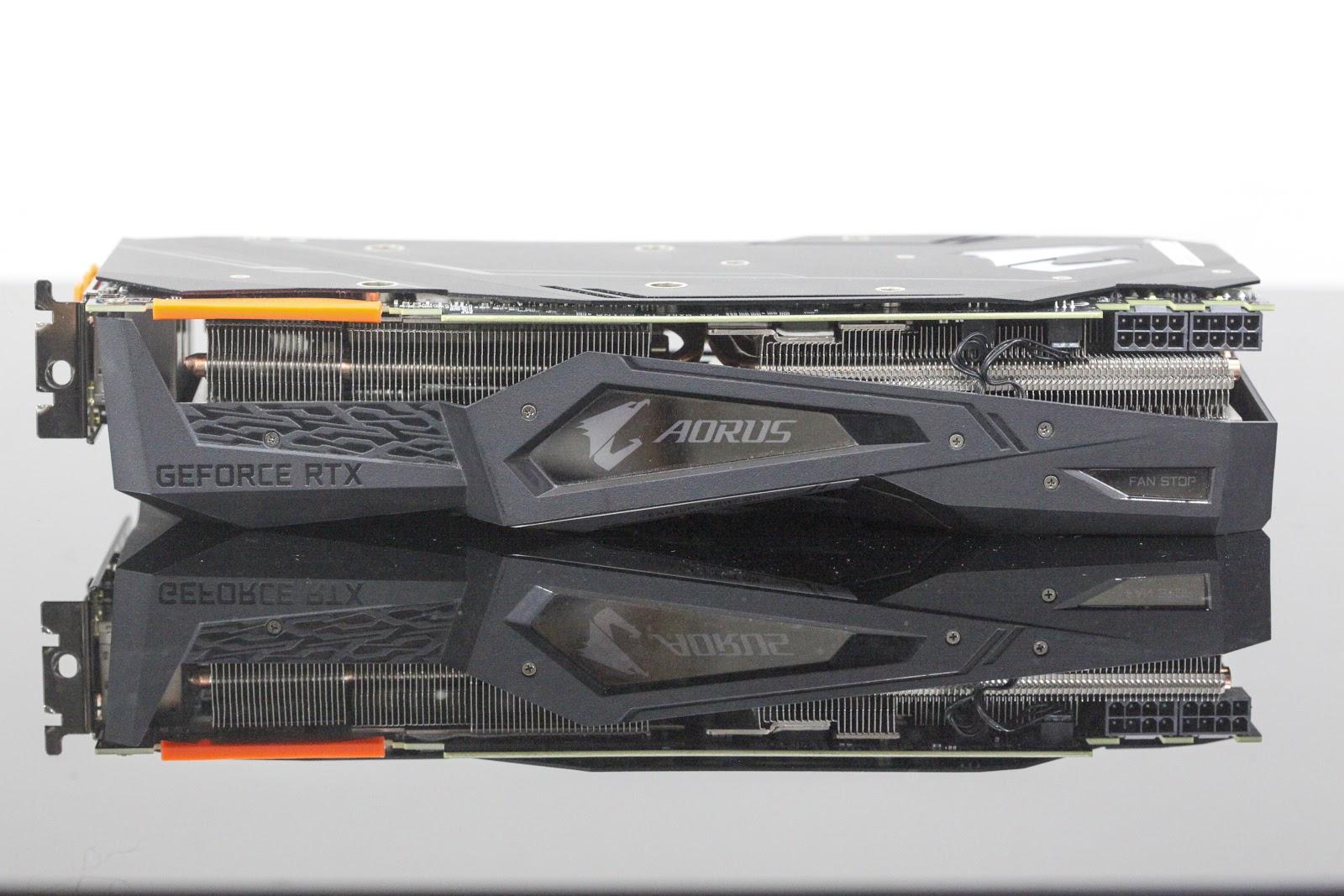 Gigabyte Aorus GeForce RTX 2080 Xtreme: chiếc card đồ họa đẹp nhất năm 2018 - Ảnh 8.