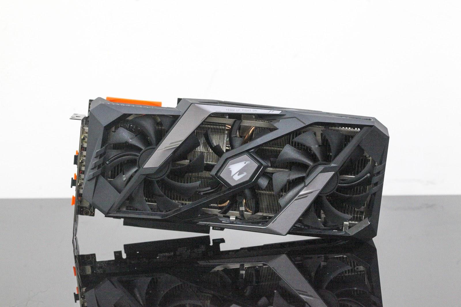Gigabyte Aorus GeForce RTX 2080 Xtreme: chiếc card đồ họa đẹp nhất năm 2018 - Ảnh 4.