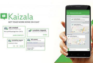 Ứng dụng chat trực tuyến Microsoft Kaizala dành cho doanh ...