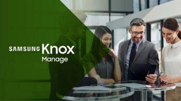 Bảo mật điện thoại Samsung Galaxy với KNOX