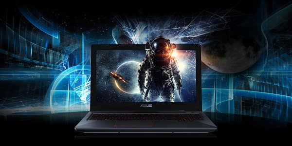 laptop ASUS dành cho game thủ