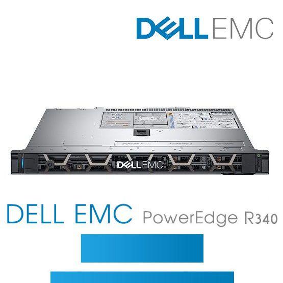 Dell PowerEdge R340 mang đến hiệu suất làm việc cao hơn, khả năng quản lý từ xa