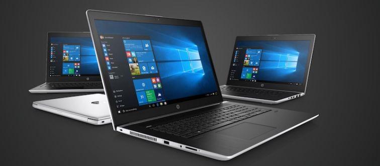 Chương trình khuyến mãi dành cho máy tính xách tay HP tháng 12