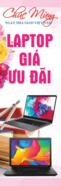 Khuyến mãi Laptop 20-11