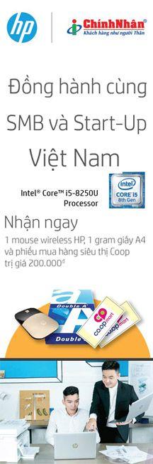 Hp start up Viet nam