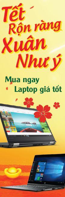 Khuyến mãi Laptop