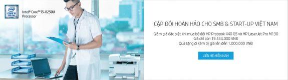 Cặp đôi hoàn hảo SMB và Start-Up Việt Nam
