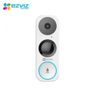 Camera chuông cửa wifi DP1 EZVIZ CS-DB1-A0-1B3WPFR