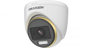 Camera HD-TVI bán cầu 2MP Hikvision DS-2CE70DF3T-PFS