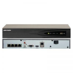 Đầu ghi hình NVR 4 kênh Hikvision DS-7604NI-K1-B