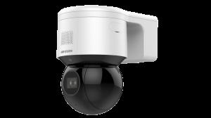 Camera mini PTZ IP 2MP Hikvision DS-2DE3A404IW-DE/W