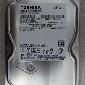 Ổ lưu trữ chuyên dụng cho camera DT01ABA050V