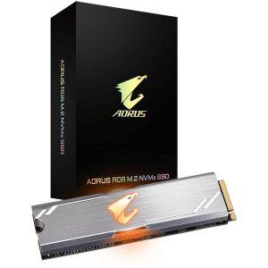AORUS RGB M.2 NVMe SSD 256GB