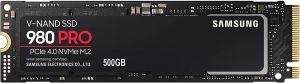 Samsung SSD 980 PRO 500GB PCle 4.0 NVMe M.2