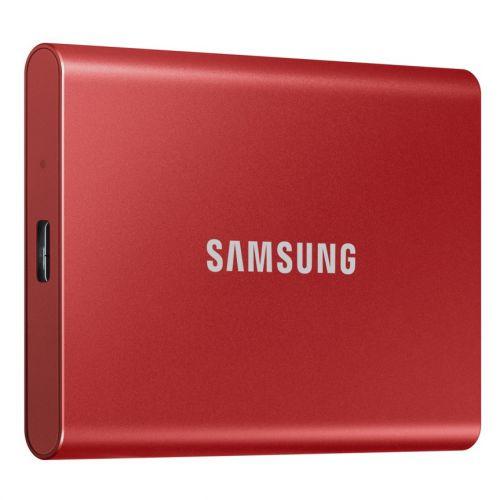 Samsung SSD T7 Portable 2TB Đỏ