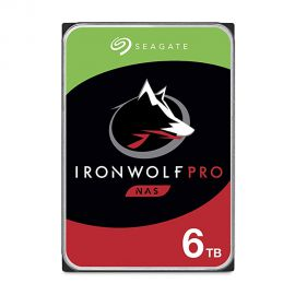 Ổ cứng gắn trong Seagate 6TB IronWolf Pro ST6000NE000