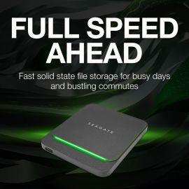 SSD Seagate Fast External 2TB