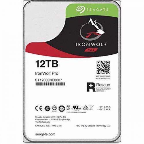 Seagate 12TB IronWolf Pro ST12000NE0008