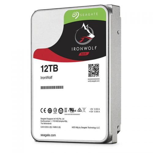 Seagate 12TB IronWolf ST12000VN0008