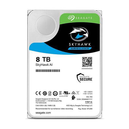 Seagate 8TB SkyHawk AI ST8000VE000